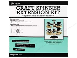 Novelty Items: Ranger Essentials Craft Spinner Extension Kit