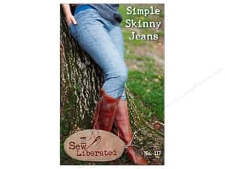Simple Skinny Jeans Pattern