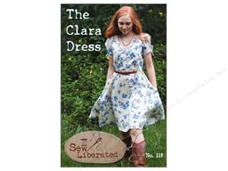 Patterns Clearance: Sew Liberated The Clara Dress Pattern