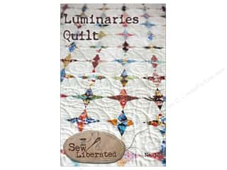 Clearance Sewing & Quilting: Sew Liberated Luminaries Quilt Pattern