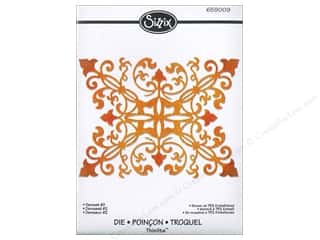 Sizzix Thinlits Die Damask #2