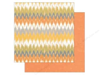 Blend Paper 12x12 Blomma Gregg Orange (25 piece)