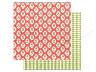 "Generations Flowers: Blend Paper 12""x 12"" Gabbie Cameo Coral (25 pieces)"