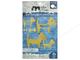 Spellbinders Media Mixage Blank Dogs One