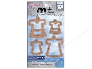 Spellbinders Media Mixage Blank Dies Dresses One