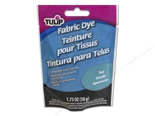 Tulip Permanent Fabric Dye Powder 1.75oz Teal