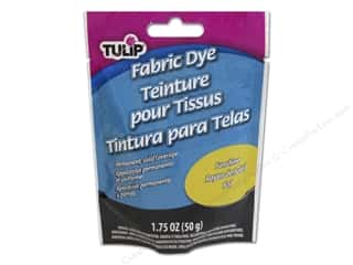 Tulip Permanent Fabric Dye Powder 1.75 oz. Sunshine