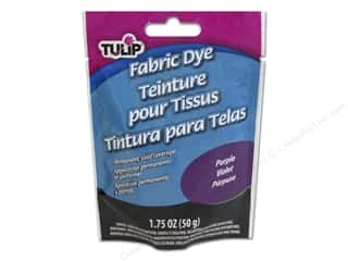 Tulip Permanent Fabric Dye Powder 1.75 oz. Purple