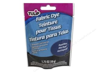 Tulip Permanent Fabric Dye Powder 1.75 oz. Royal Blue