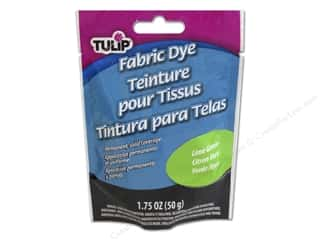 Tulip Permanent Fabric Dye Powder 1.75oz Lime Grn