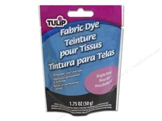 Tulip Permanent Fabric Dye Powder 1.75oz Brt Pink