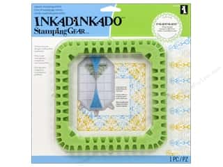 weekly specials Stamping: Inkadinkado Stamping Gear Square Wheel
