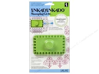 Inkadinkado Stamping Gear Rectangle Cog