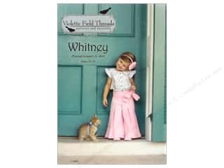 Sew Tea Girls $9 - $10: Violette Field Threads Whitney Pants Pattern