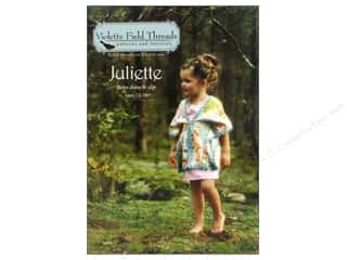 Sew Tea Girls $9 - $10: Violette Field Threads Juliette Dress Pattern