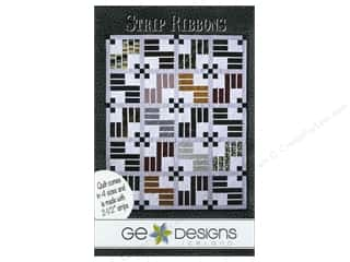 G.E. Designs Fat Quarters Books: GE Designs Strip Ribbons Pattern