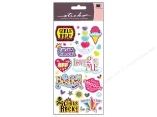 EK Sticko Stickers Musical Gals