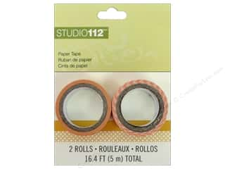 K&Co Tape Studio 112 Paper Orange