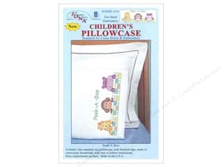 Jack Dempsey Children's Pillowcase Peek A Boo