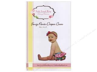 Fancy Pants Diaper Cover Sizes 0-3M to 3T Pattern