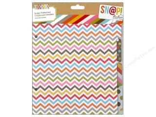 Simple Stories Clearance Crafts: Simple Stories Dividers Album Refill Snap Printed