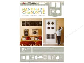 Plaid Paper Stencils Charlotte Family Message Center