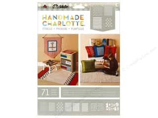 Plaid Stencil Paper FolkArt Charlotte Patterns