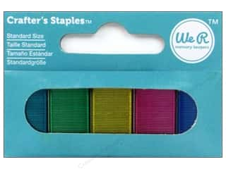 Staple: We R Memory Tool Crafter's Stapler Staples