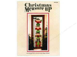 Clearance Patterns: Hearthsewn Christmas Measure Up Pattern