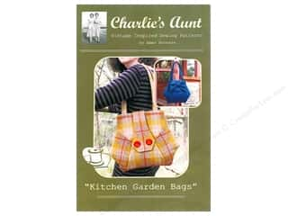 Kitchen: Charlie's Aunt Kitchen Garden Bags Pattern