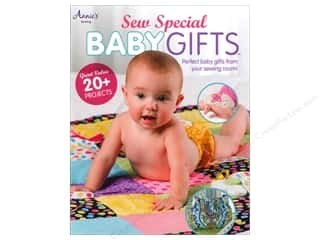 Valentines Day gifts: Annie&#39;s Sew Special Baby Gifts Book