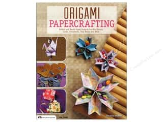 Books & Patterns All-American Crafts: Design Originals Origami Papercrafting Book