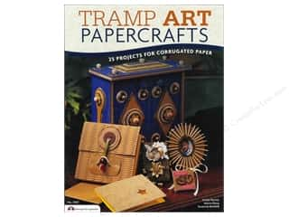 Home Decor $21 - $300: Design Originals Tramp Art Papercrafts Book