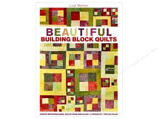 Beautiful Building Blocks Quilts Book