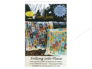 Books & Patterns Fall Sale: Sweet Jane's Designs Patterns Falling Into Place Pattern