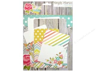 Simple Stories Pockets Snap Vintage Bliss Assorted