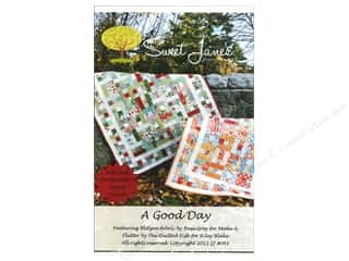 Sweet Jane Quilting Designs: Sweet Jane's Designs Patterns A Good Day Pattern