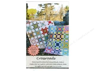 Sweet Jane Quilting Designs: Sweet Jane's Designs Patterns Crossroads Pattern