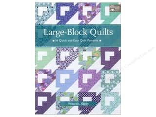 Books inches: That Patchwork Place Large-Block Quilts Book by Victoria L. Eapen
