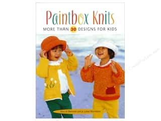 Sizzling Summer Sale Mary Ellen: Paintbox Knits Book