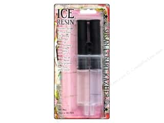 ICE Resin Clear Resin 1oz Syringe