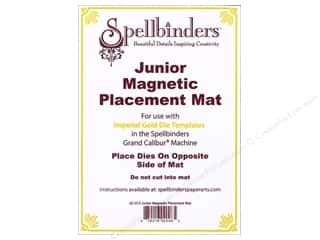 Magnet/Magnetic Tools: Spellbinders Junior Magnetic Placement Mat