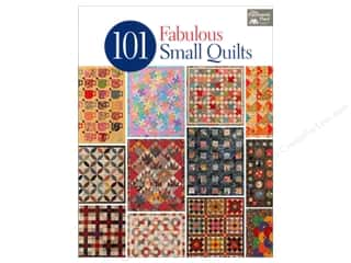 Straight Stitch Fat Quarters Patterns: That Patchwork Place 101 Fabulous Small Quilts Book