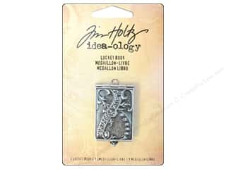 Tim Holtz Idea-ology Locket Book