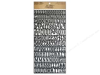 Tim Holtz Idea-ology Signmaker Alpha Parts