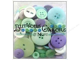Buttons Galore Theme Button Totes 3.5oz Frost
