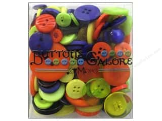 Buttons Galore Theme Button Totes 3.5oz Scary