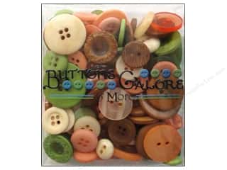 Buttons Galore Theme Button Totes 3.5oz Cornucopia