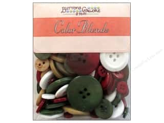 Buttons Galore Theme Button Totes 3.5oz Noel