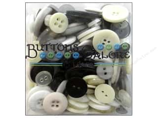 Buttons Framing: Buttons Galore Button Totes 3.5 oz. Neutrals
